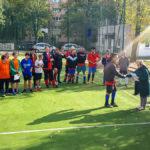 Międzyszkolny Turniej Piłki Nożnej na Sztucznej Nawierzchni
