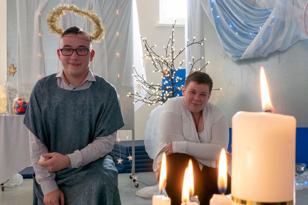 Witajcie na balu Wszystkich Świętych i w Anielskim Pokoju Sensorycznym