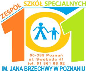 Logo ZSS nr 101 w Poznaniu